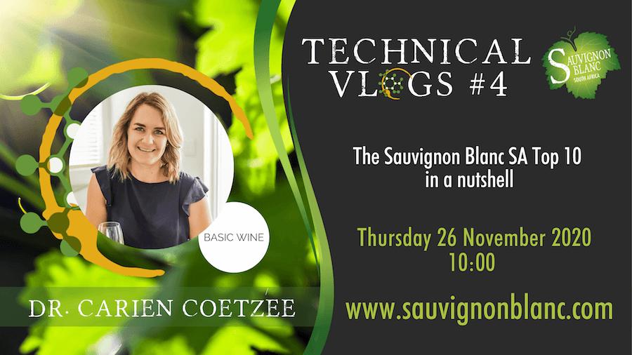 Technical Vlog #4: Dr Carien Coetzee