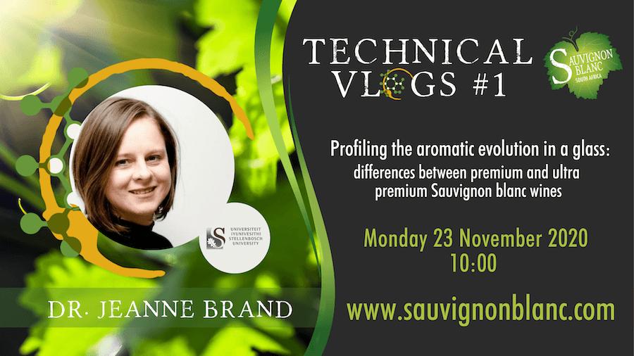 Technical Vlog #1: Dr Jeanne Brand