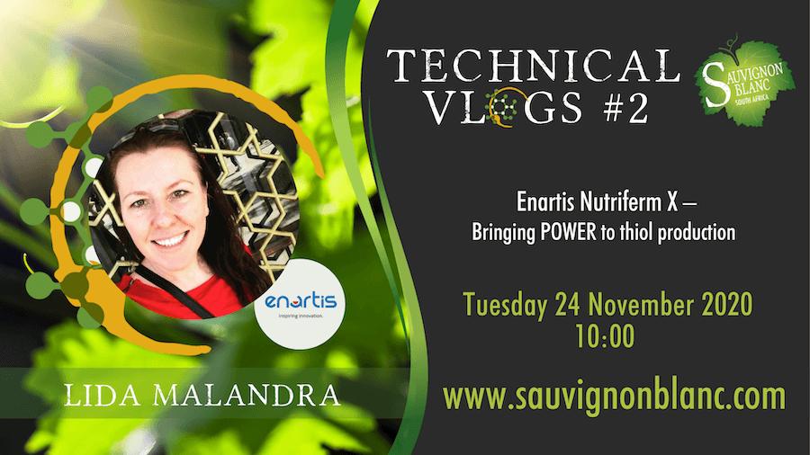 Technical Vlog #2: Lida Malandra